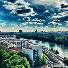 Paris 13 by Abtin Eshraghi