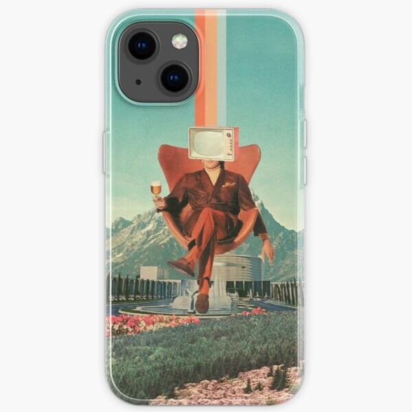 Enemy iPhone Soft Case