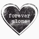 Forever Alone by erospsyche