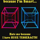 TESSERACTS ARE HUGE by GUS3141592