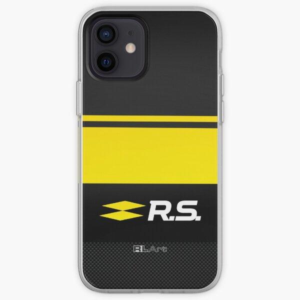 Renault F1 2020 Coque souple iPhone