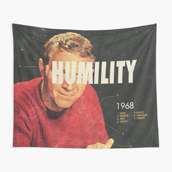 Humility 1968 Tapestry