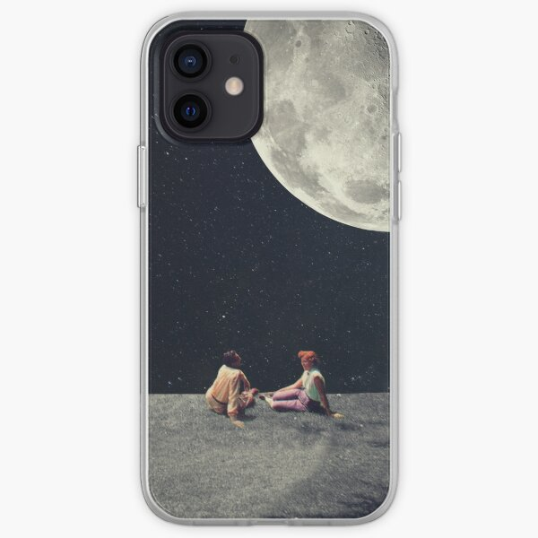 I Gave You The Moon For A Smile iPhone Soft Case