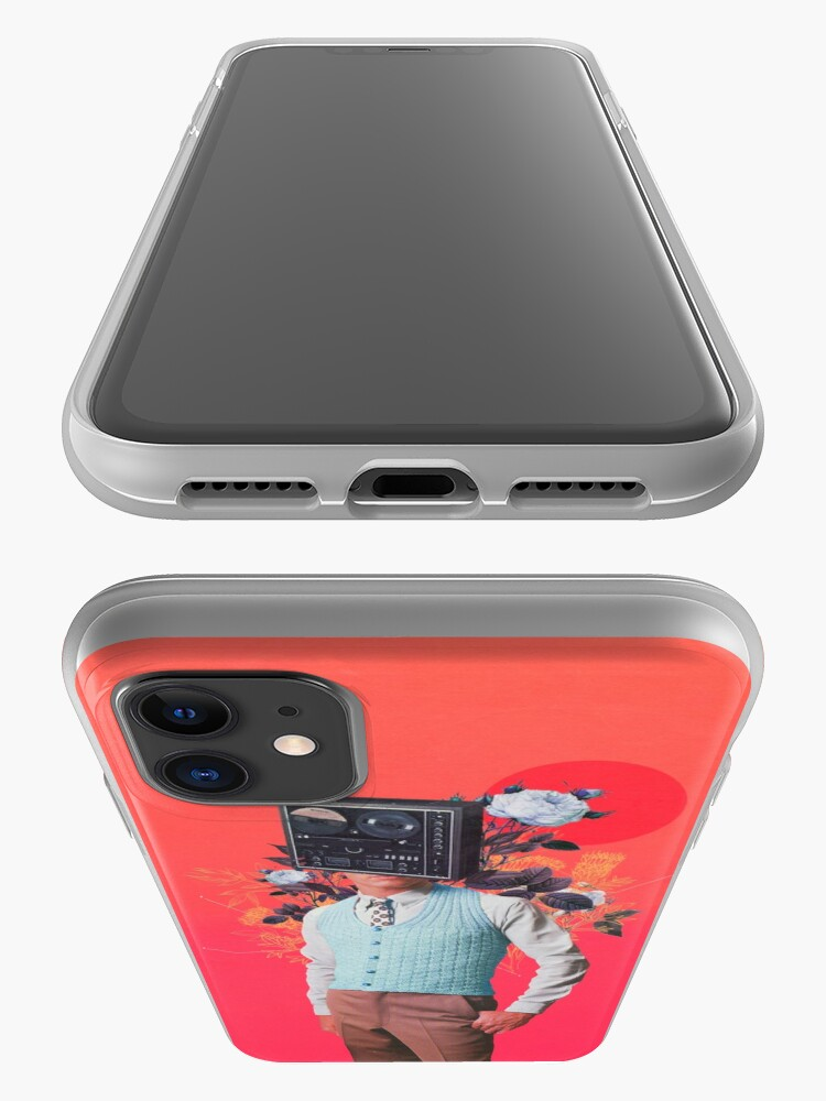Alternate view of Phonohead iPhone Case & Cover
