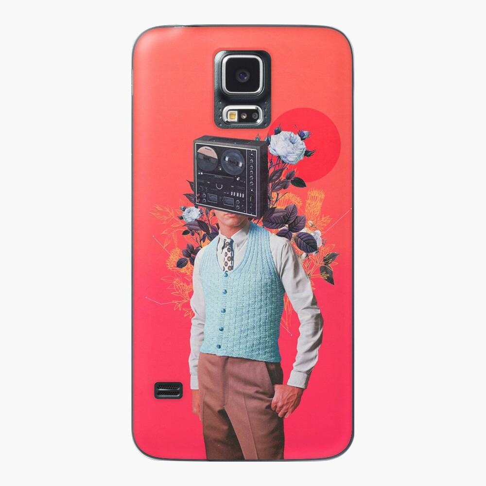 Phonohead Case & Skin for Samsung Galaxy