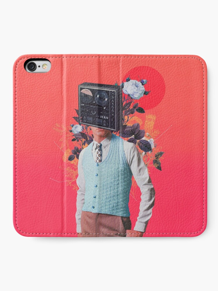 Alternate view of Phonohead iPhone Wallet
