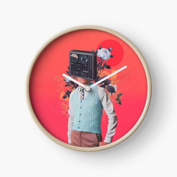 Phonohead Horloge