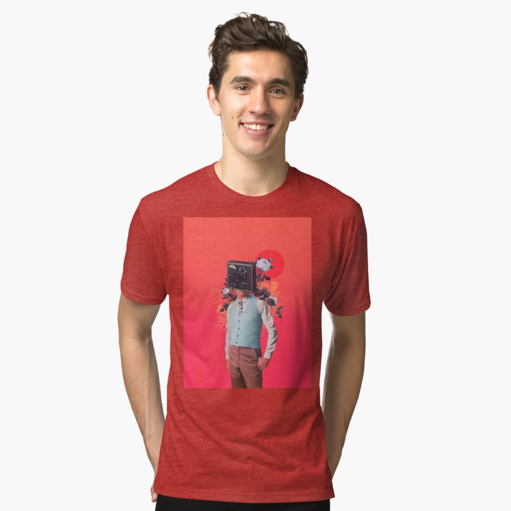 Phonohead Tri-blend T-Shirt