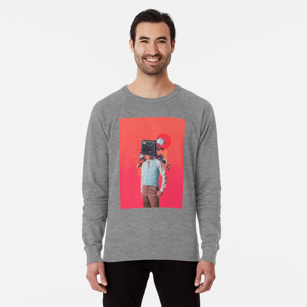 Phonohead Lightweight Sweatshirt