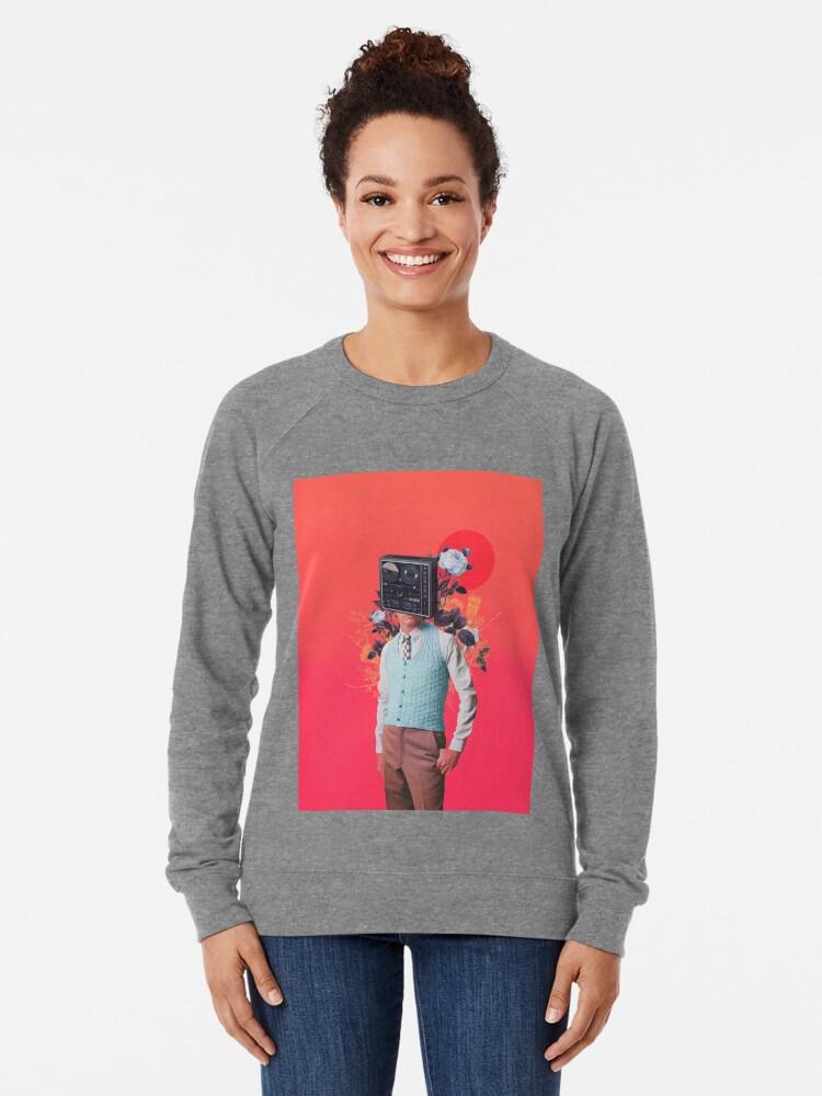 Alternate view of Phonohead Lightweight Sweatshirt