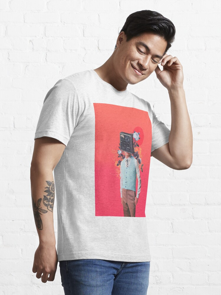 Alternate view of Phonohead Essential T-Shirt