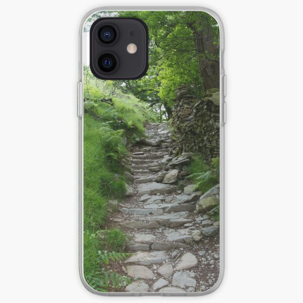 Coffin Road 1 iPhone Soft Case
