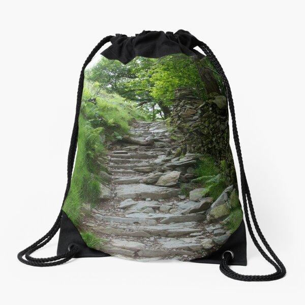 Coffin Road 1 Drawstring Bag