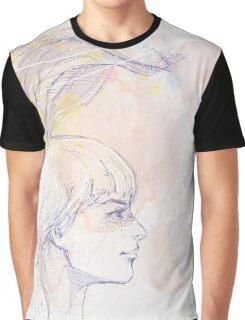 Bunny_Girl Graphic T-Shirt