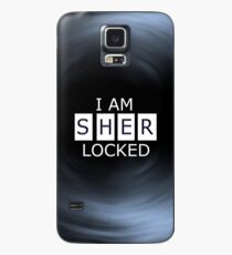 I AM SHER - LOCKED iPhone Case Case/Skin for Samsung Galaxy
