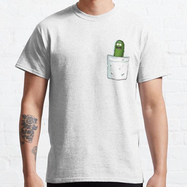 Pocket Pickle Rick Classic T-Shirt