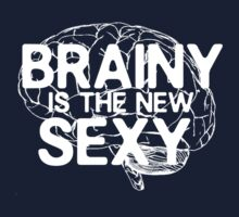 Brainy is the new sexy