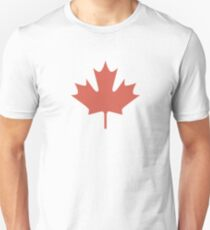 Maple leaves - T-shirt Unisex T-Shirt