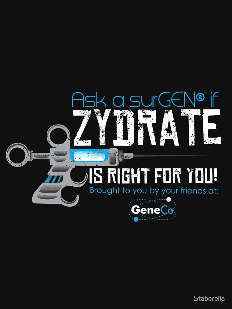 TShirtGifter presents: Zydrate Shirt | Unisex T-Shirt