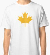 Maple leaves Classic T-Shirt
