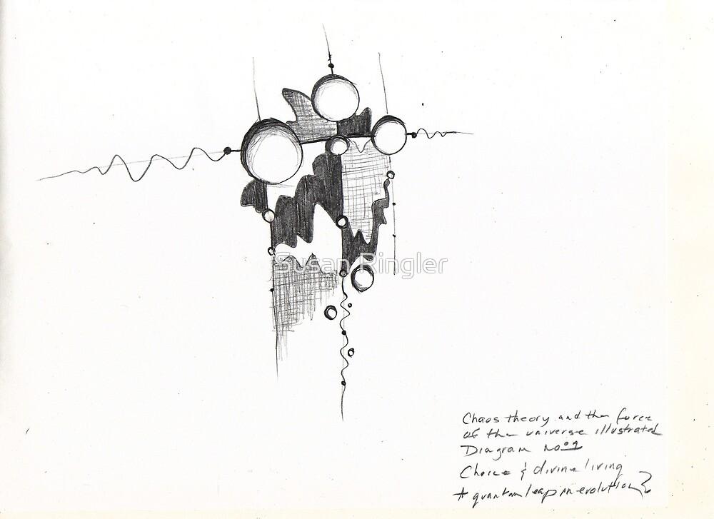 Diagram no.9 by Susan Ringler
