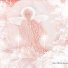 JANUARY ANGEL OF LOVE and SMILES..Capricorn by Sherri Palm Springs  Nicholas