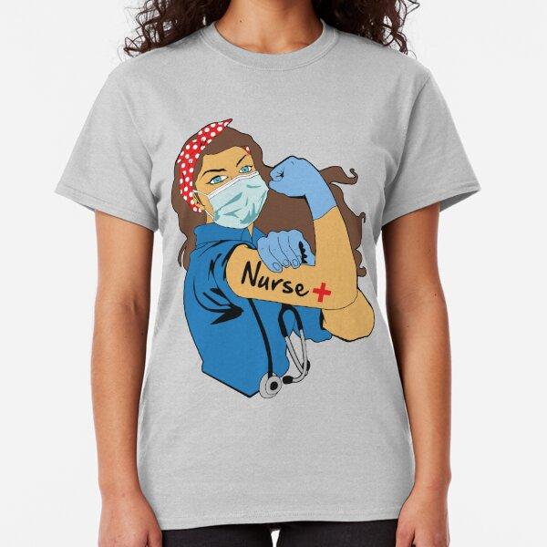 Strong Nurse Classic T-Shirt