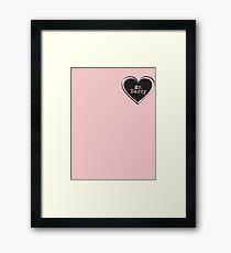 Mr. Darcy Framed Print
