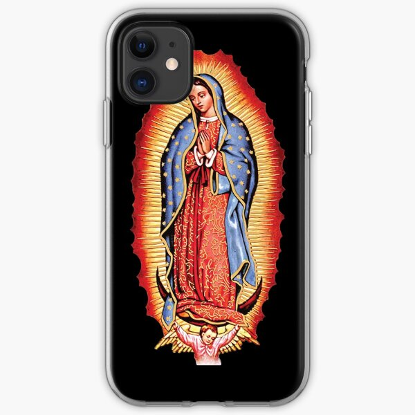 Our Lady of Guadalupe Virgin Mary iPhone Soft Case