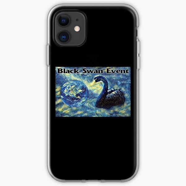 Black Swan Event iPhone Soft Case
