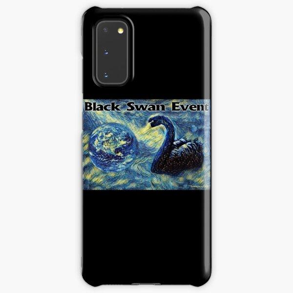 Black Swan Event Samsung Galaxy Snap Case