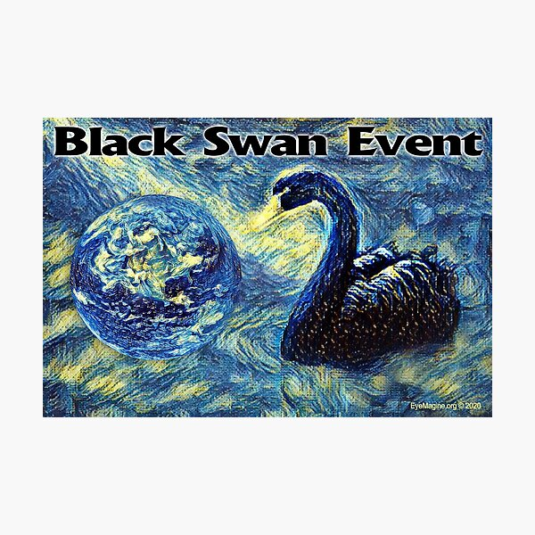 Black Swan Event Photographic Print