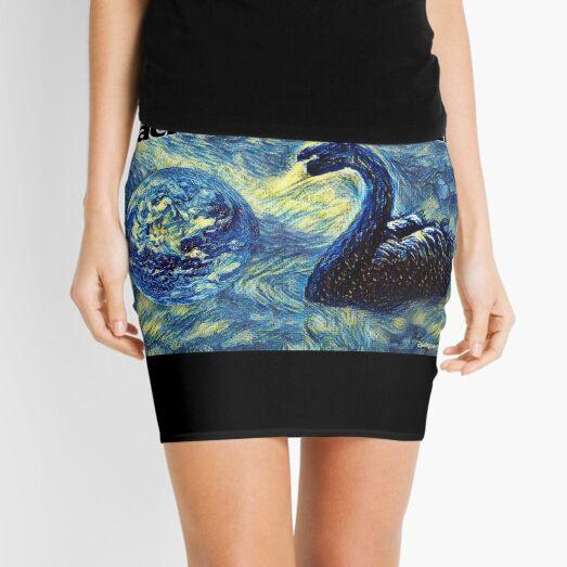 Black Swan Event Mini Skirt