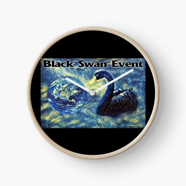 Black Swan Event Clock