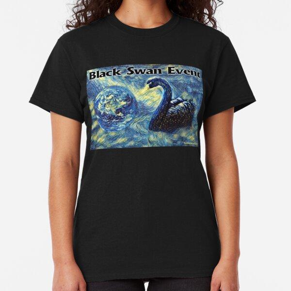 Black Swan Event Classic T-Shirt
