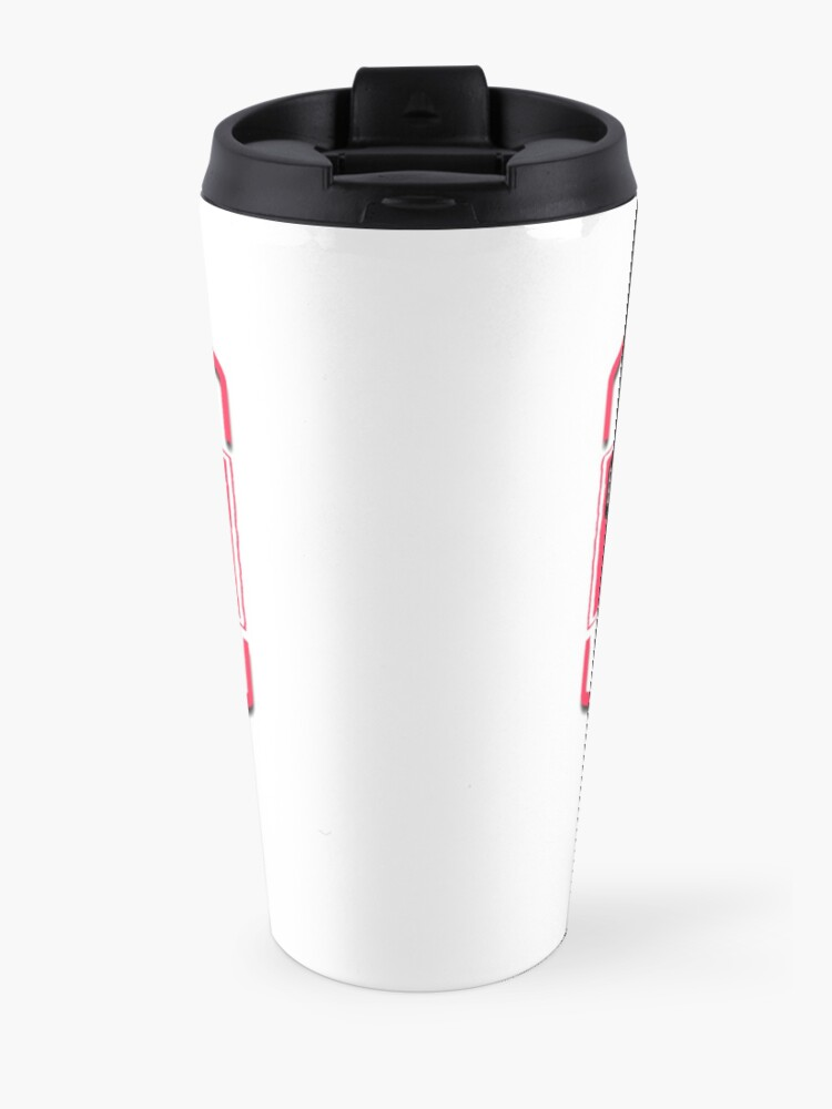 Alternate view of Only Real Men Wear Pink Travel Mug