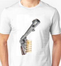 Peacemaker And Cartridges T-Shirt