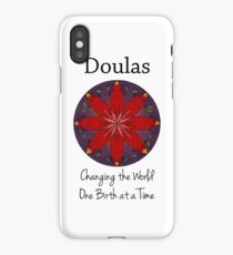 Doulas: Changing the World, One Birth at a Time iPhone Case/Skin
