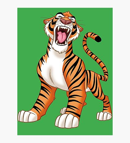 Tiger! Photographic Print