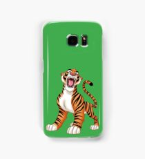Tiger! Samsung Galaxy Case/Skin