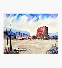 Southwest Colors Photographic Print