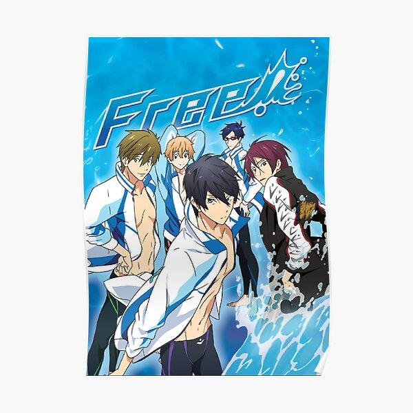 ¡Gratis! Anime Póster