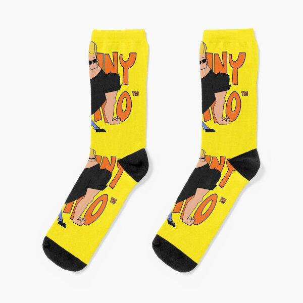 Johnny Bravo Socks