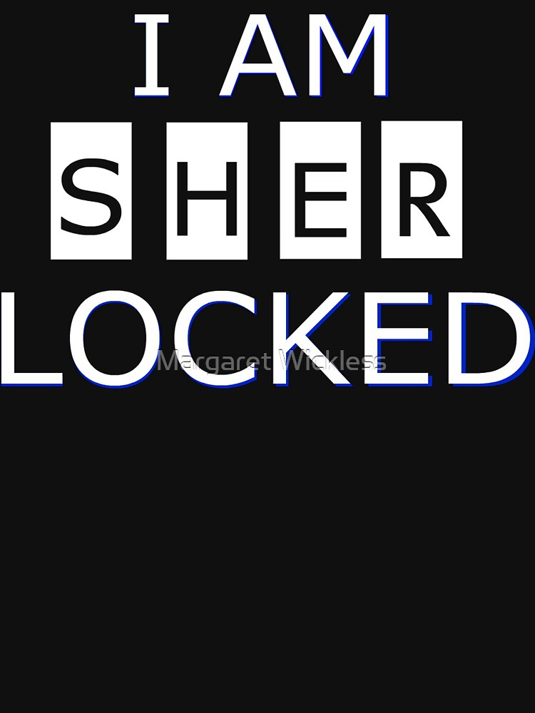 Sherlocked | Unisex T-Shirt