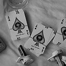Ace ♠ by Gavin Kerslake
