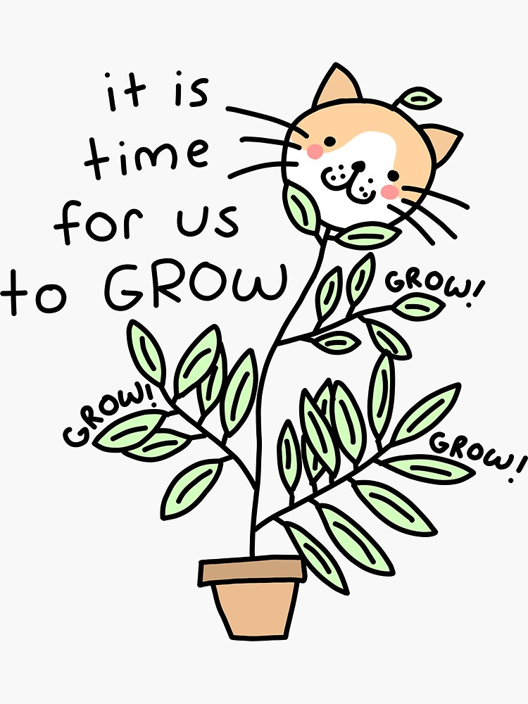 time to grow by literallysofie
