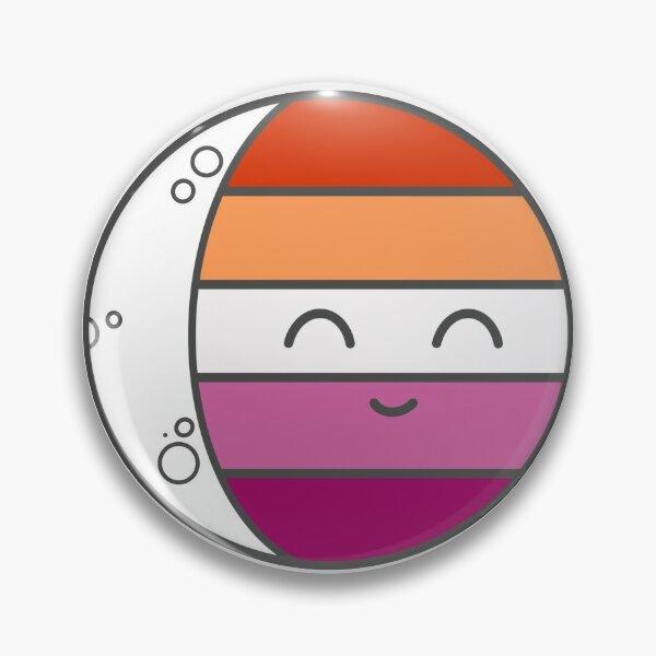moon lesbian  Pin