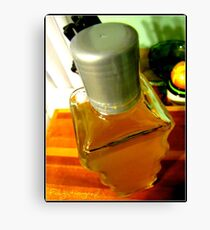 134/365 Cilantro syrup. Mmhmm. Canvas Print
