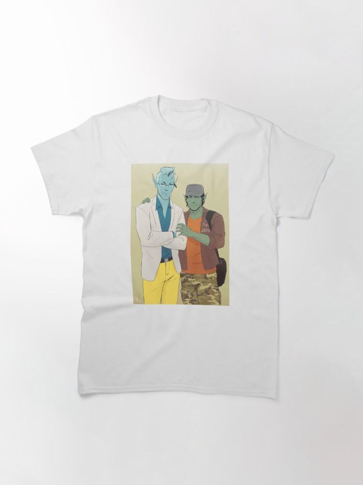 Alternate view of Upsher & Doff Classic T-Shirt
