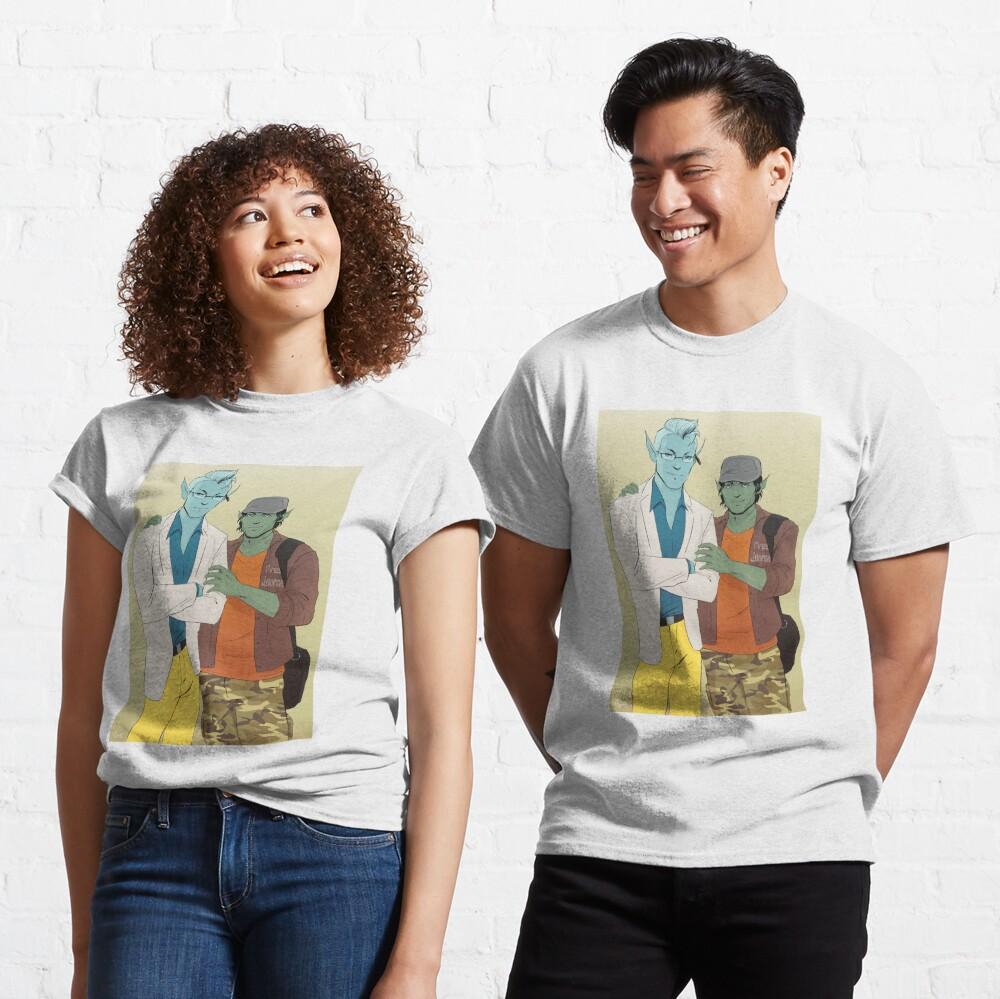 Upsher & Doff Classic T-Shirt